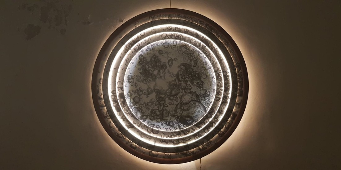 divine light / air bubble/ design / goin2 / yannick hervy